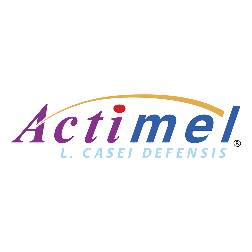 Actimel logotype, transparent .png, medium, large