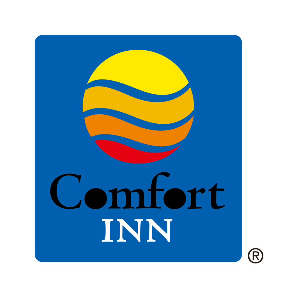 Comfort Inn logotype, transparent .png, medium, large
