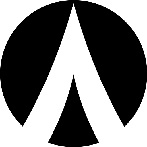 DentaCoin black logo