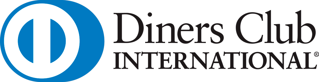 Diners Club logotype, transparent .png, medium, large