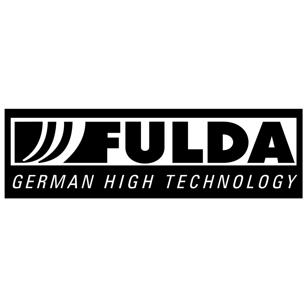 Fulda logotype, transparent .png, medium, large