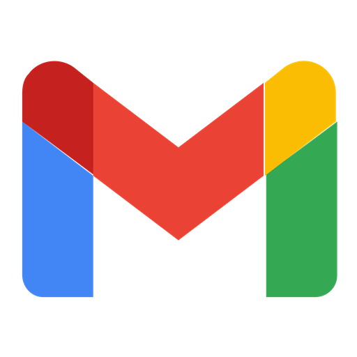 Gmail New 2020 logo