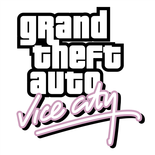 Grand Theft Auto Vice City logo