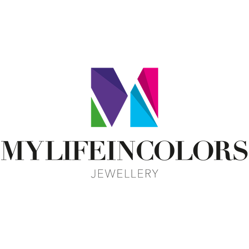 My life in colors Jewellery logo