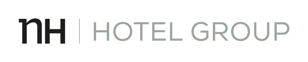 NH Hotel Group logotype, transparent .png, medium, large