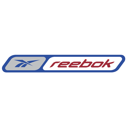 Reebok red logo