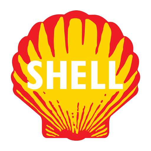 Shell white logo