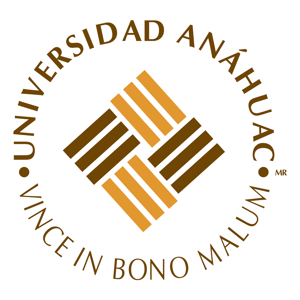 Universidad Anahuac logotype, transparent .png, medium, large