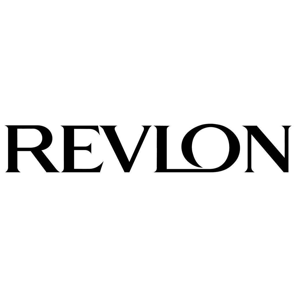 Revlon logotype, transparent .png, medium, large
